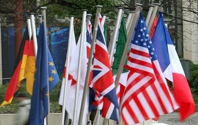G7 24 марта обсудит аннексию Крыма