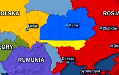 Госдума РФ предложила Польше, Венгрии и Румынии разделить территорию Украины
