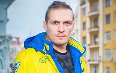 Усик разогреет публику перед боем Кличко в Германии