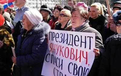 Янукович придет – порядок наведет. Почему Юго-восток страны требовал возвращения свергнутого президента