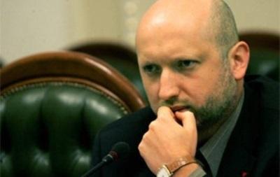 Турчинов уволил ряд глав райгосадминистраций в пяти областях