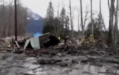 Более 100 человек пропали без вести после оползня на северо-востоке США