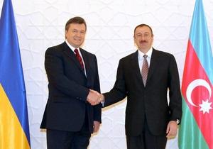 Украина договорилась с Азербайджаном о поставках 5 млрд куб м сжиженного газа