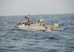 Тайваньская флотилия подошла к спорным островам Сенкаку