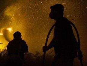 Во время пожара в части ГРУ сгорели секретные документы