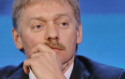 Россия заинтересована в продолжении контактов с партнерами по G8 на всех уровнях - Песков