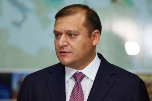 Добкин подал документы в ЦИК как кандидат в президенты