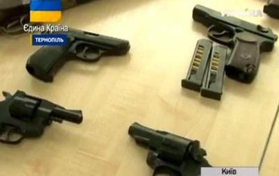 Украинская милиция и СБУ целенаправленно и жёстко проводит операции по изъятию огнестрельного оружия