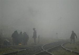 В Кременчуге автомобиль попал под локомотив