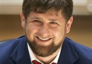 Кадыров заявил, что никогда не ставил под сомнение территориальную целостность Украины