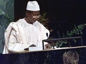 Умер президент Гвинеи Лансана Конте