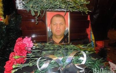 В Ровно прошла церемония прощания с Сашком Билым под крики  Саша - герой!