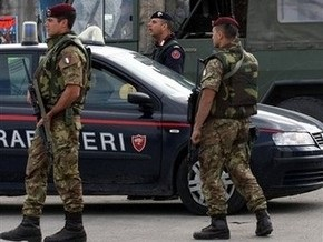 Полиция Италии арестовала 18 мафиози из Коза Ностры
