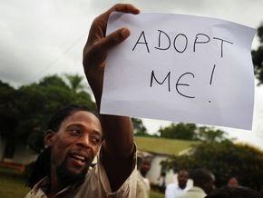 Фотогалерея: Мадонна в Малави. Блеск и нищета
