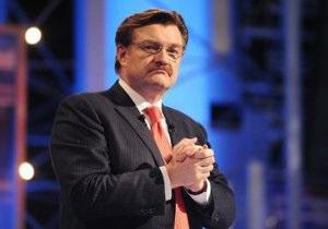 Велика політика может остаться без Киселева - его якобы попросили уйти - Интер - Хорошковский