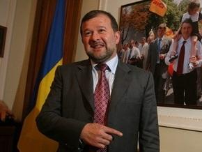 Балога: Ющенко не подпишет госбюджет, если в нем не будет денег на выборы