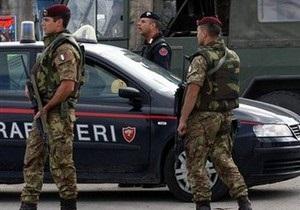 Грабители похитили из банка в Милане четыре миллиона евро
