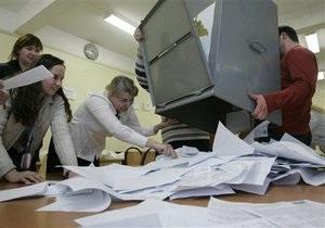 В России завершилось голосование на парламентских выборах