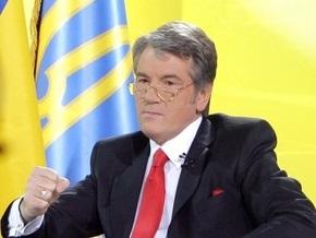 Ющенко: Импичмент - инструмент давления на Президента