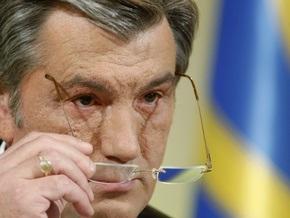 Ющенко может возглавить предвыборный список НС НУ