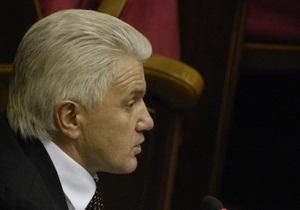 Литвин: Я не вижу необходимости в 300 голосах