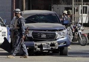 Взрывы в Багдаде: погибли 13 иранских паломников, около сотни раненых