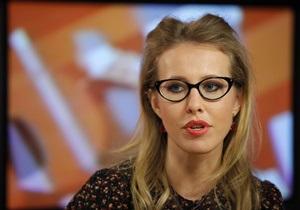 Собчак обвинила адвоката Pussy Riot в вымогательстве денег у СМИ