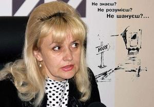 В Харькове сорвали встречу студентов с Фарион