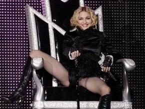 Мадонна поедет с гастролями по Европе
