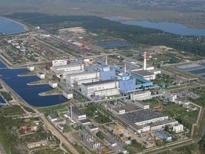 В апреле украинские АЭС резко снизили производство электроэнергии