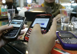 Пользователи BlackBerry подали в суд на RIM