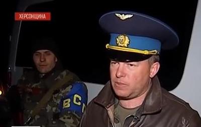 Полковник Мамчур рассказал о российском плене