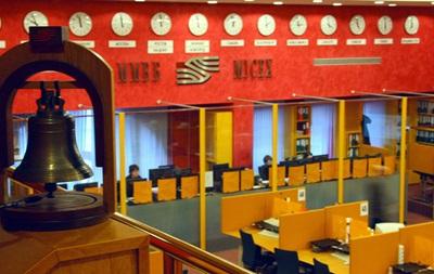 Рынок акций РФ отреагировал снижением индексов на заявления Обамы