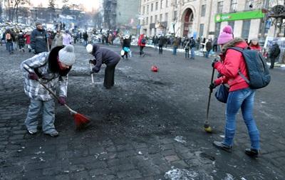 В Киеве пройдет общегородская уборка