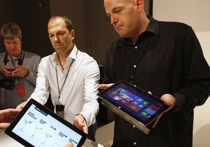 Microsoft Surface - продажи гораздо ниже ожидаемого - Apple - iPad - планшет