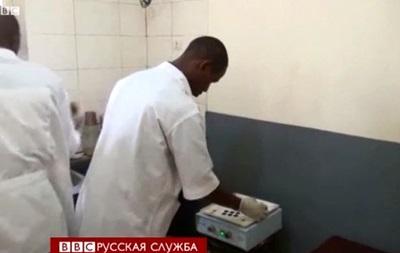 Западной Африке угрожает вирус Эбола