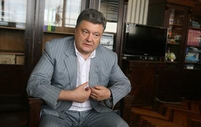 Порошенко: Украинские военные откроют огонь, если россияне перейдут границу