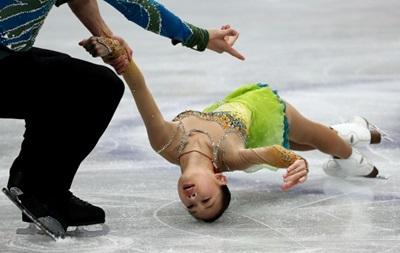 Фотогалерея. Красота на льду: Самые яркие кадры чемпионата мира по фигурному катанию