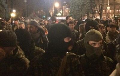Правый сектор заявляет, что 27 марта не штурмовал ВР