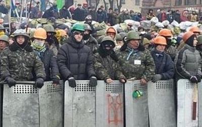 Самооборона Майдана взяла под охрану здание Верховной Рады