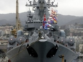 В УНП хотят, чтобы ОБСЕ контролировала российский флот в Крыму