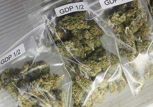 В Берлине легализуют марихуану