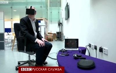 Зачем Facebook купил виртуальные очки? - BBC