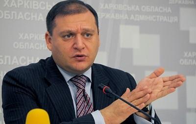 Политсовет ПР поддержал кандидатуру Добкина на выборах президента
