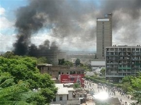 Армия Мадагаскара потребовала от правительства прекратить политический кризис