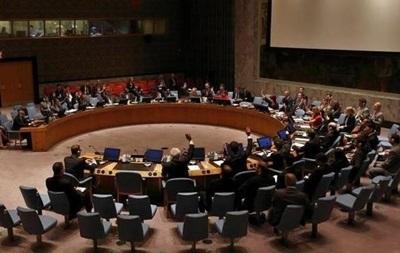 Украина и Литва созывают на 31 марта Совет безопасности ООН