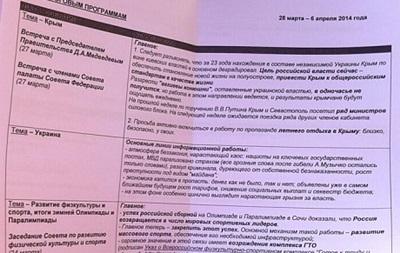 Обнародованы темники, по которым в России освещают события в Украине