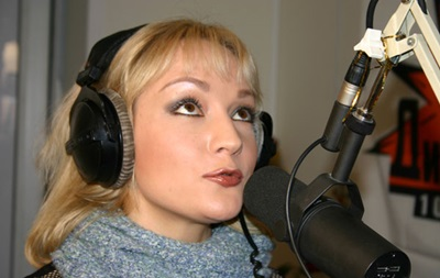 Татьяна Буланова спела на украинском языке