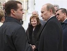 Президент РФ подписал указ о назначении Путина премьером