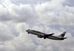 Самолет, направлявшийся из США в Россию, аварийно сел на островах посреди океана